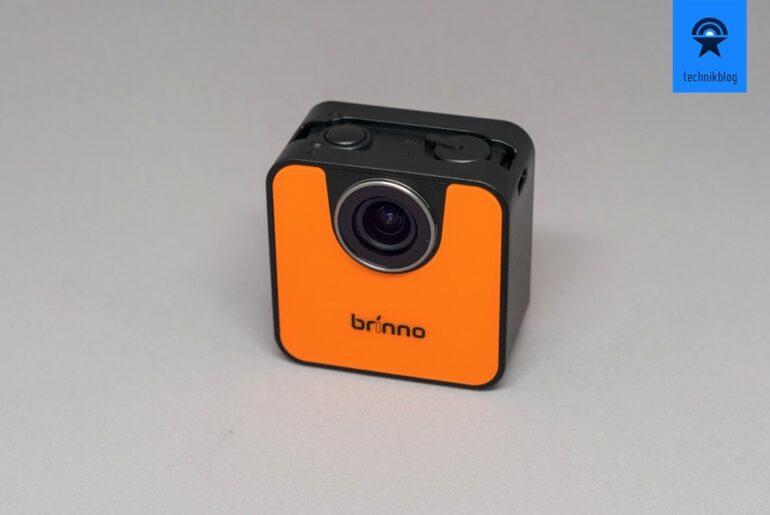 Brinno TLC120 - WLAN Zeitrafferkamera