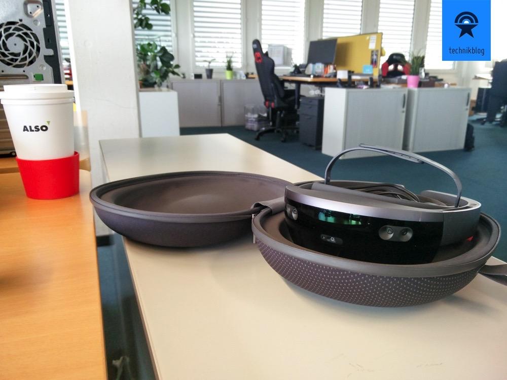 Microsoft HoloLens Testbericht im Technikblog