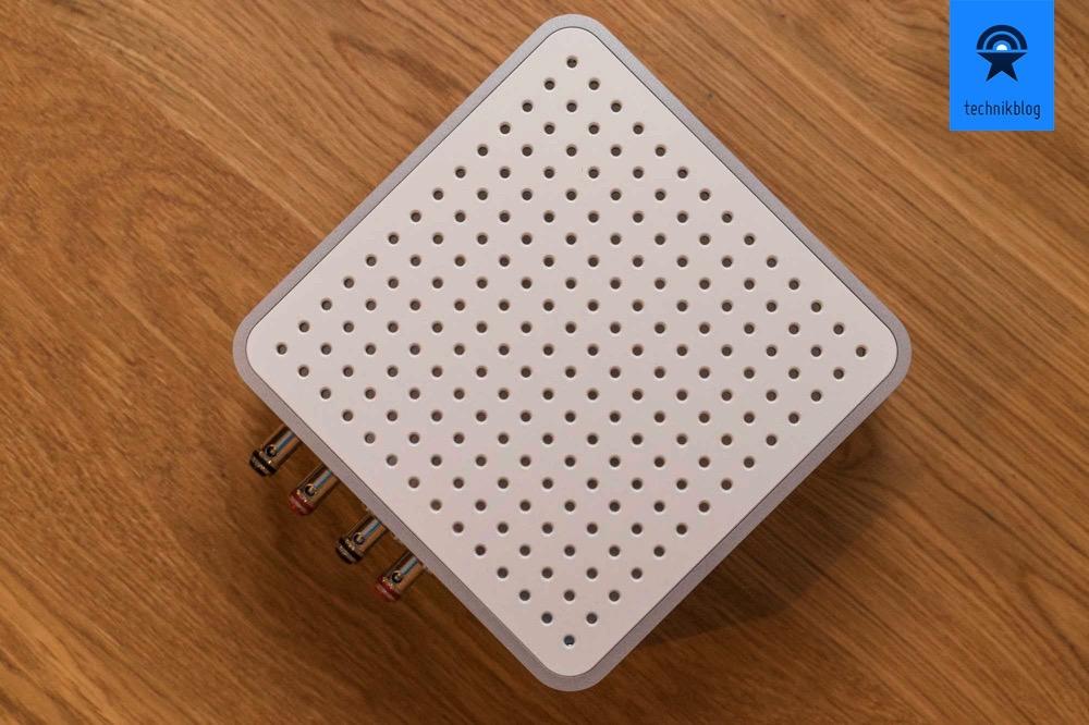 Sonos Connect Amp - Lüftungslöcher an der Oberseite
