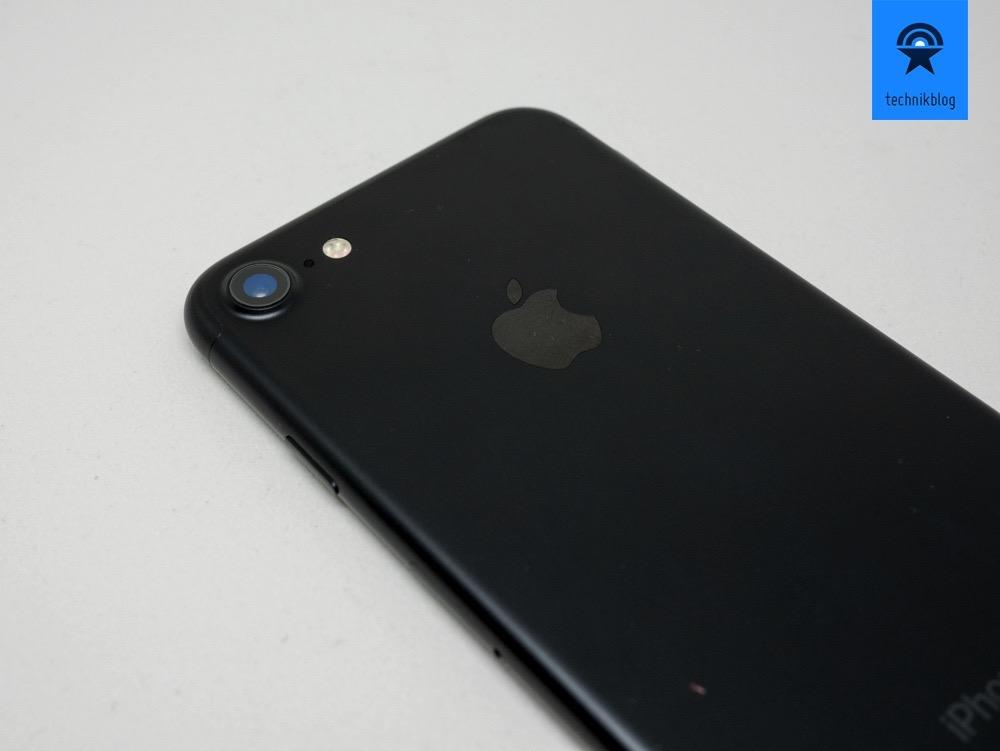 iPhone 7 Kamera: Mit Bildstabilisator und f/1.8 Linse