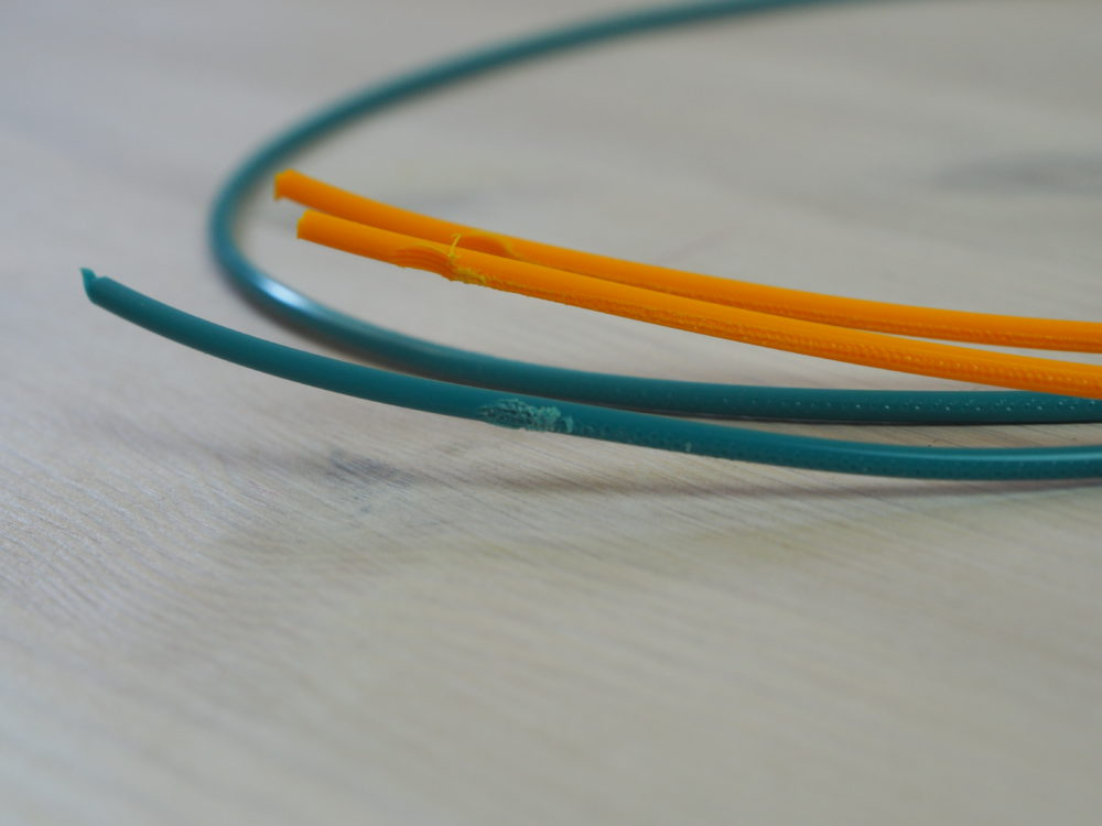 Grinded Filament