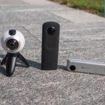 360° Kameras im Test: Rico Theta S, Samsung Gear 360 & Insta360 Nano