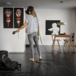 Wie baue ich mir ein performantes und mobiles Virtual Reality Setup für die HTC Vive?