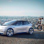 VW ID: Elektroauto-Plattform mit 600km Reichweite