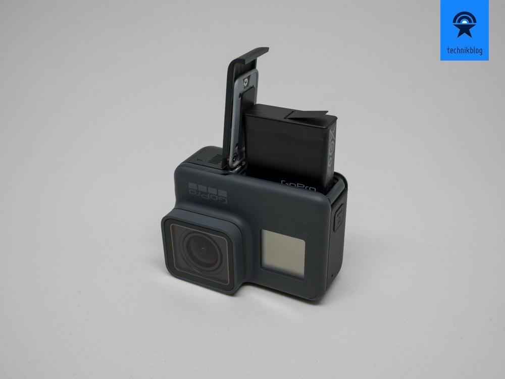 GoPro Hero5 Black - neuer Akku