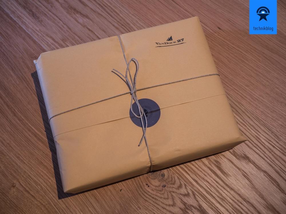 VanDock - toll verpackt