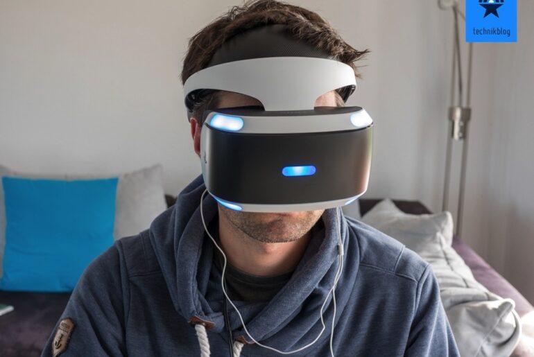 Playstation VR im Technikblog