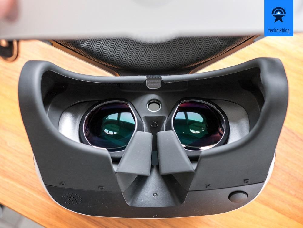 Playstation VR Headset - Innen