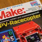 Make: Magazin – Zeitschrift für Bastler und Macher