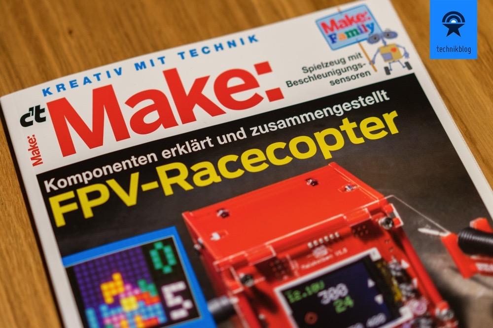 Make im Technikblog