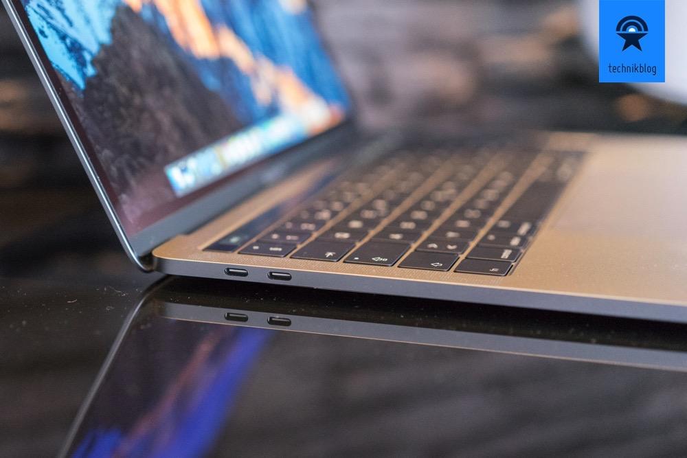 MacBook Pro mit USB-C