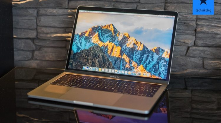 Testbericht: Apple MacBook Pro 13″ mit Touch Bar