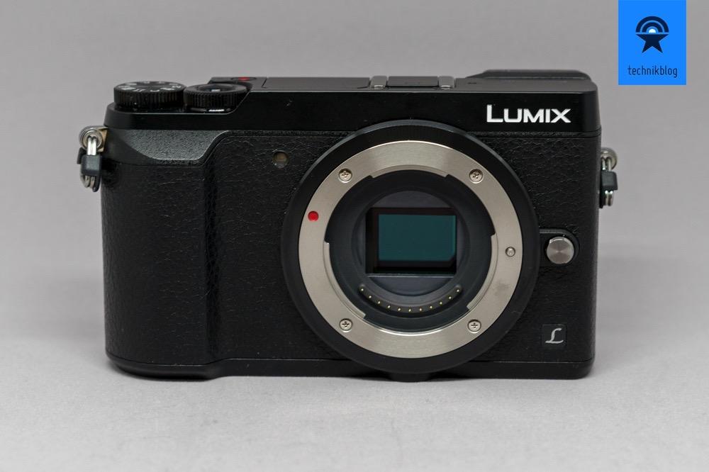 Lumix GX80 mit Micro Four Thirds Bajonett