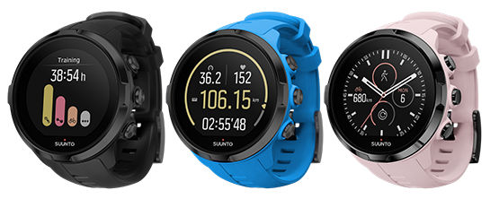 Suunto Spartan Sport Wrist HR - Modelle