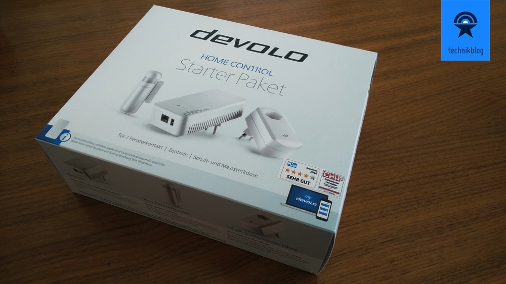 devolo homecontrol starterpaket