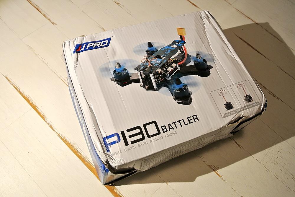 JJPRO P130 Verpackung