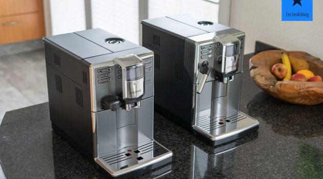 Vergleichtest: Kaffee-Genuss mit Saeco Incanto Vollautomaten