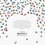 Apple WWDC 2017 vom 5. bis 9. Juni