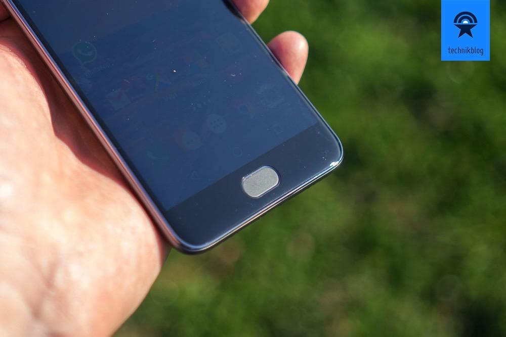 Acer Liquid Z6 Plus mit Fingerabdrucksensor