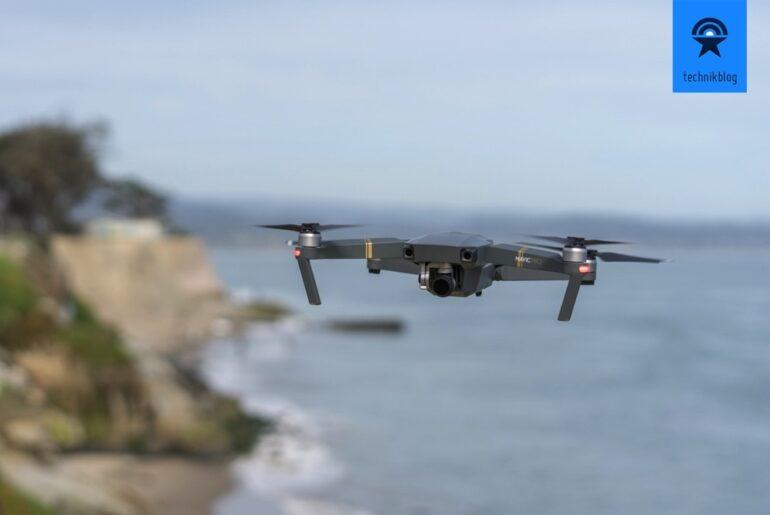 DJI Mavic - Drohnentipps beim Reisen