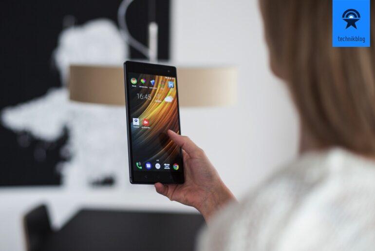 Next Level Augmented Reality mit Google Tango