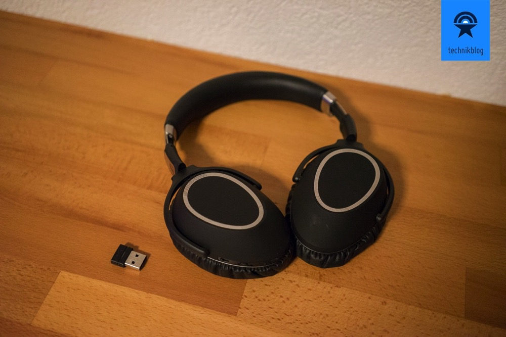 Sennheiser MB660 mit USB-Dongle