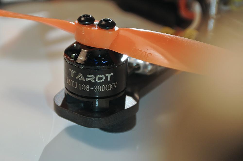 Tarot 150 FPV Moto