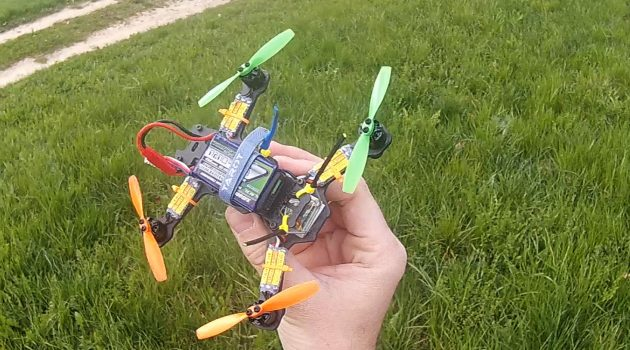 Testbericht: Tarot 150 BNF – günstiger FPV Mini-Quadcopter