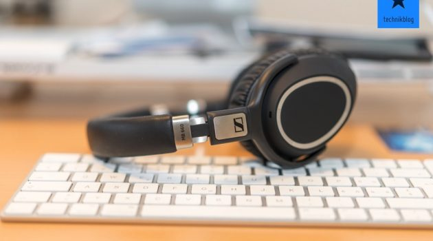 Testbericht: Sennheiser MB 660 Headset: kabellos & mit aktivem Noise-Cancelling