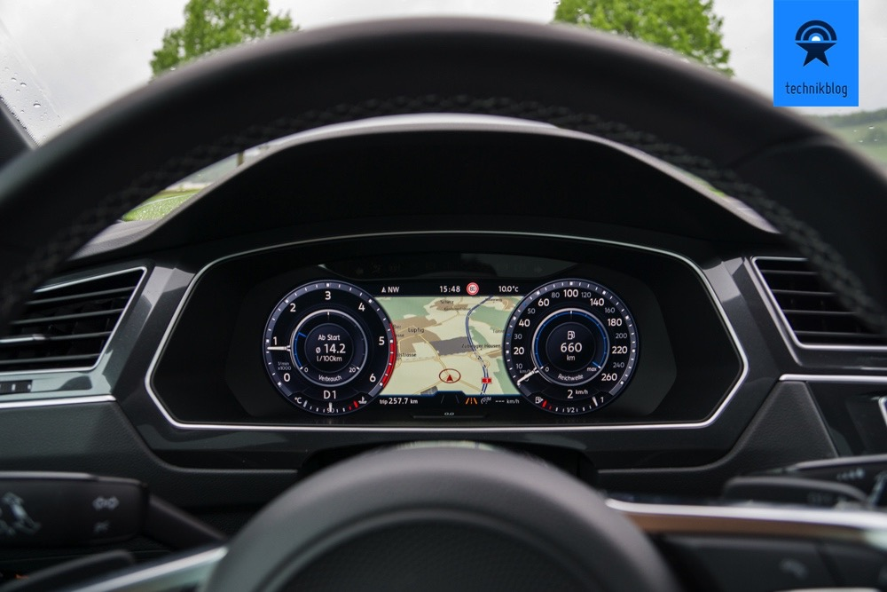 VW Car-Net im neuen Tiguan