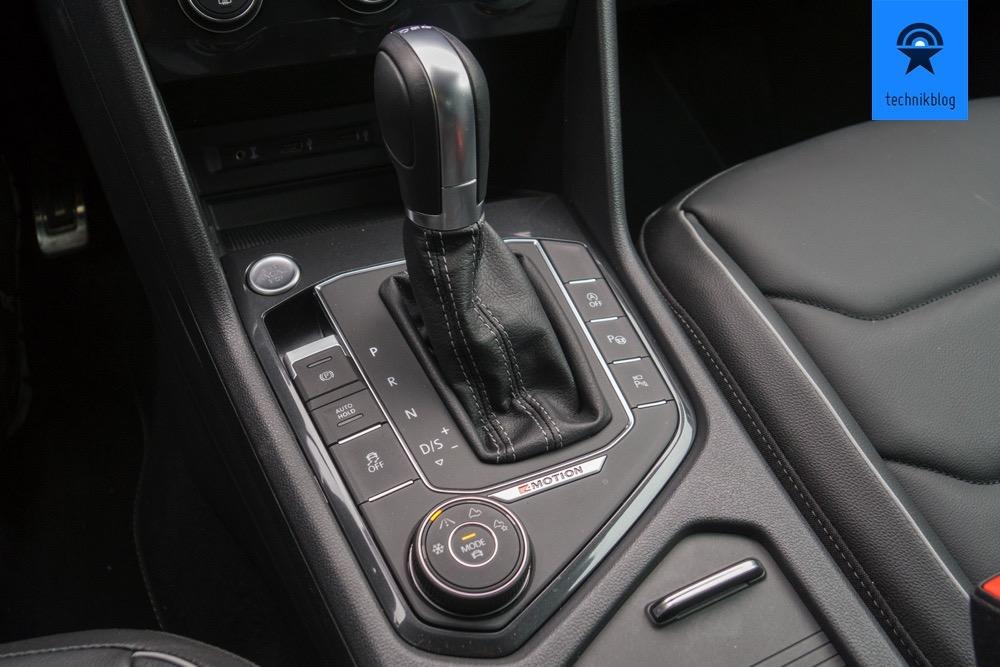 VW Tiguan mit 4MOTION Active Control