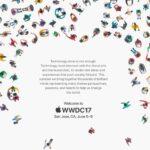Apple WWDC 2017 Keynote am Pflingsmontag