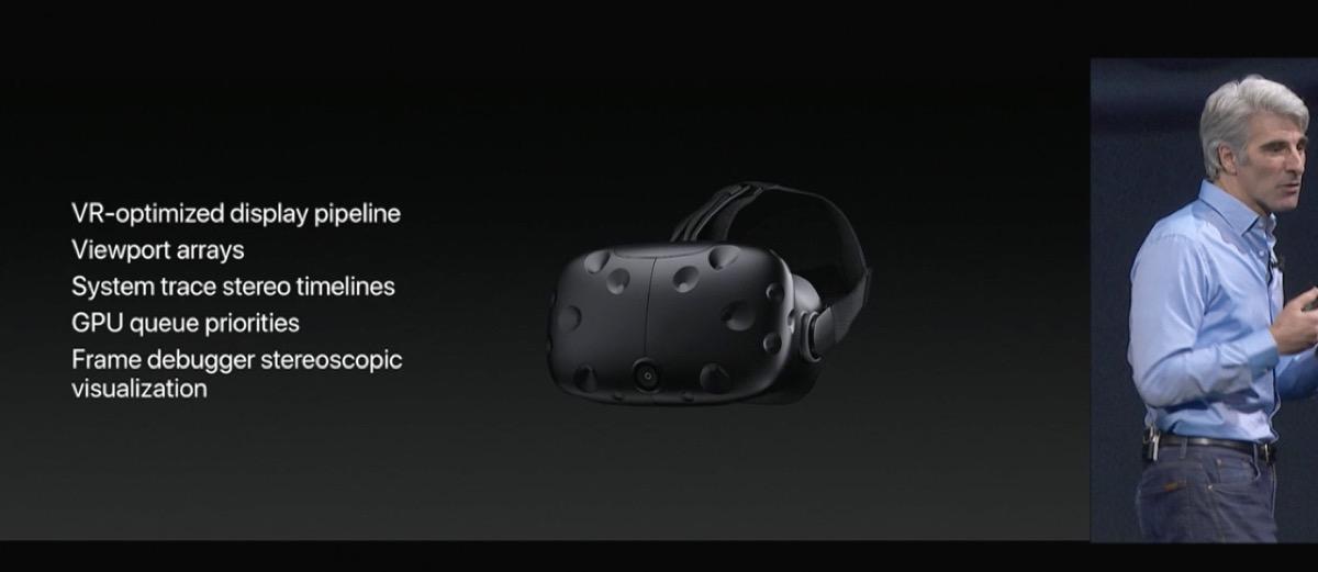 Apple WWDC 2017 - VR auf dem Mac