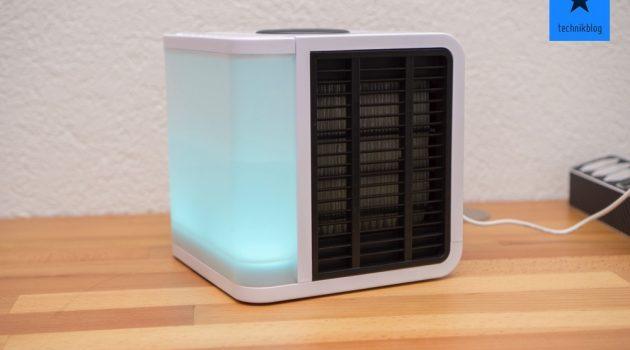 Testbericht: Evapolar Klimagerät für den Desktop