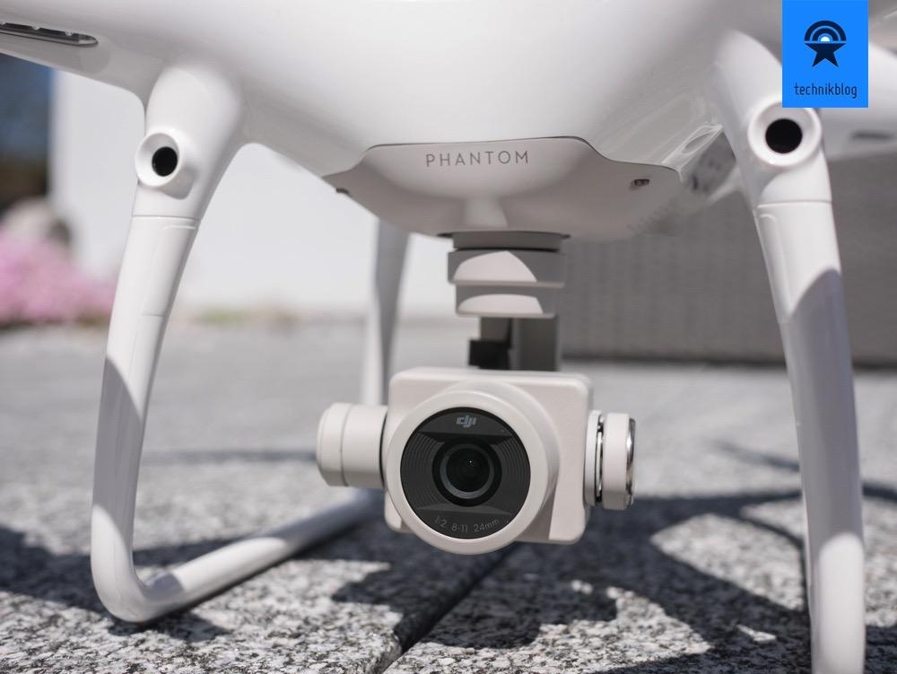 DJI Phantom 4 Pro Kamera