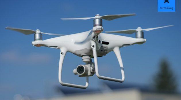 Testbericht: DJI Phantom 4 Pro – Teil 2: Die Kamera