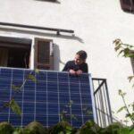 ADE!Geranium Plug&Play Solarpanel zum selber montieren