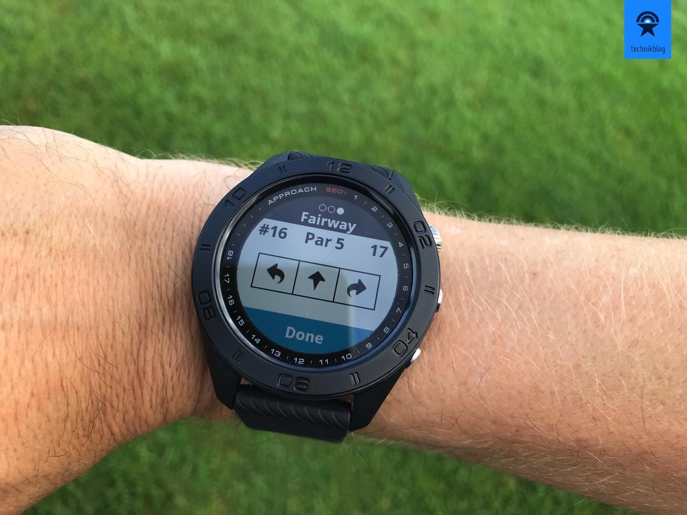 Golf Entfernungsmesser Apple Watch : Testbericht: garmin approach s60 u2013 hast du noch sex oder spielst