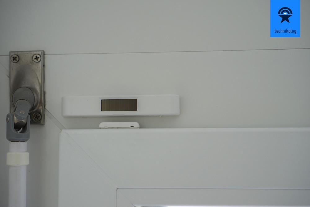 Fenster- und Türüberwachung