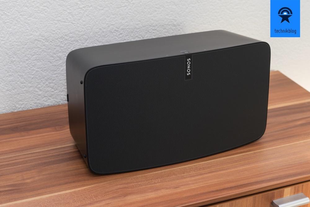Sonos Play 5 (2nd Gen) und weitere Sonos Speaker als Multiroom Sound Lösung