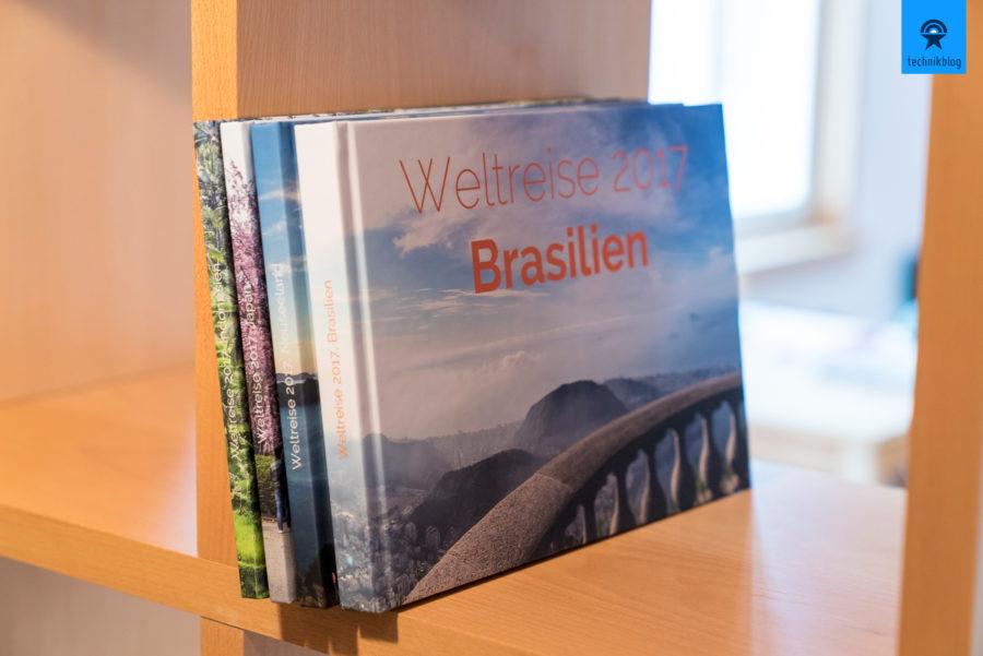 ifolor Fotobücher: Unsere Weltreise auf Papier