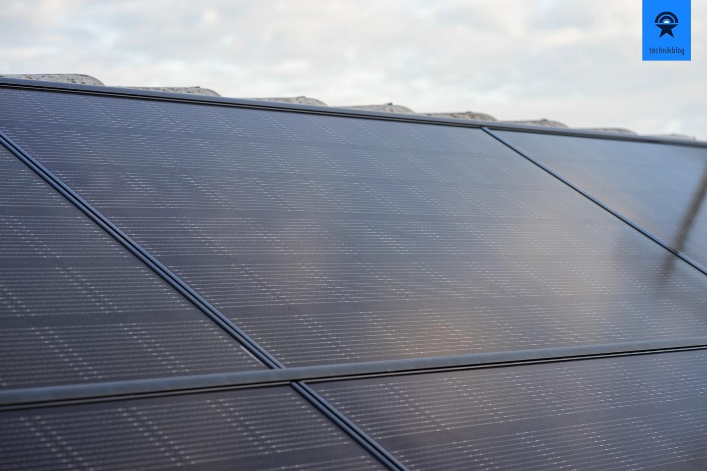 Meine Photovoltaik-Anlage auf dem Dach