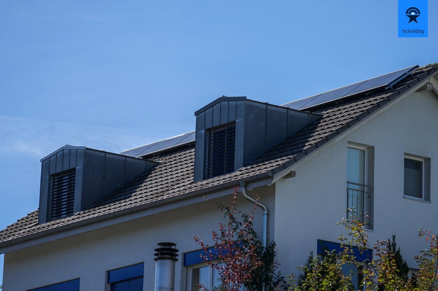 Meine Photovoltaik-Anlage auf dem Ost-Dach