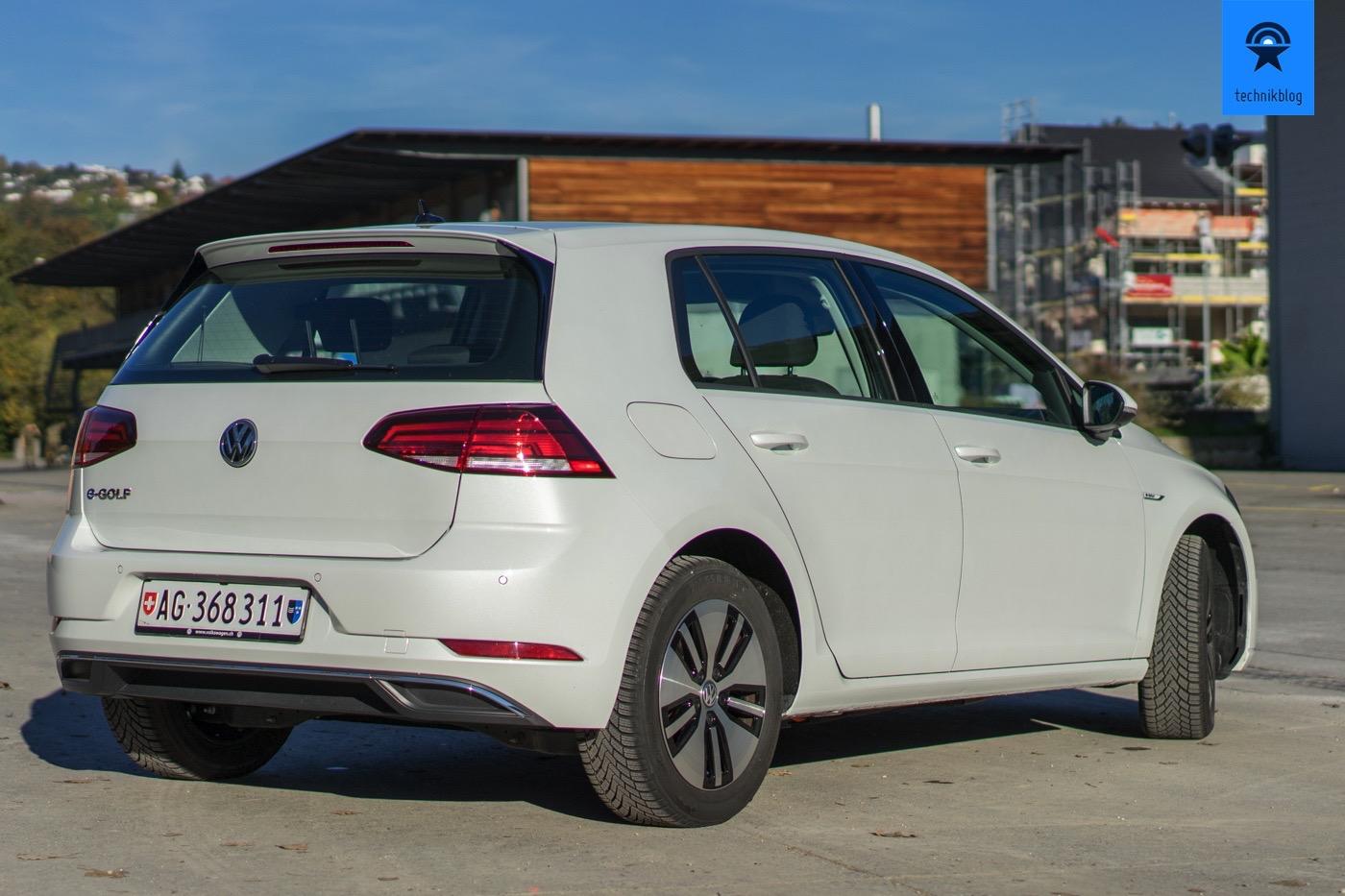 VW e-Golf im Test