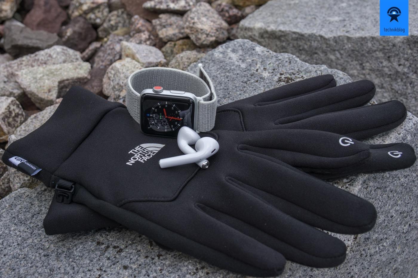 Apple Watch Series 3 Cellular - der ideale Begleiter für Sport