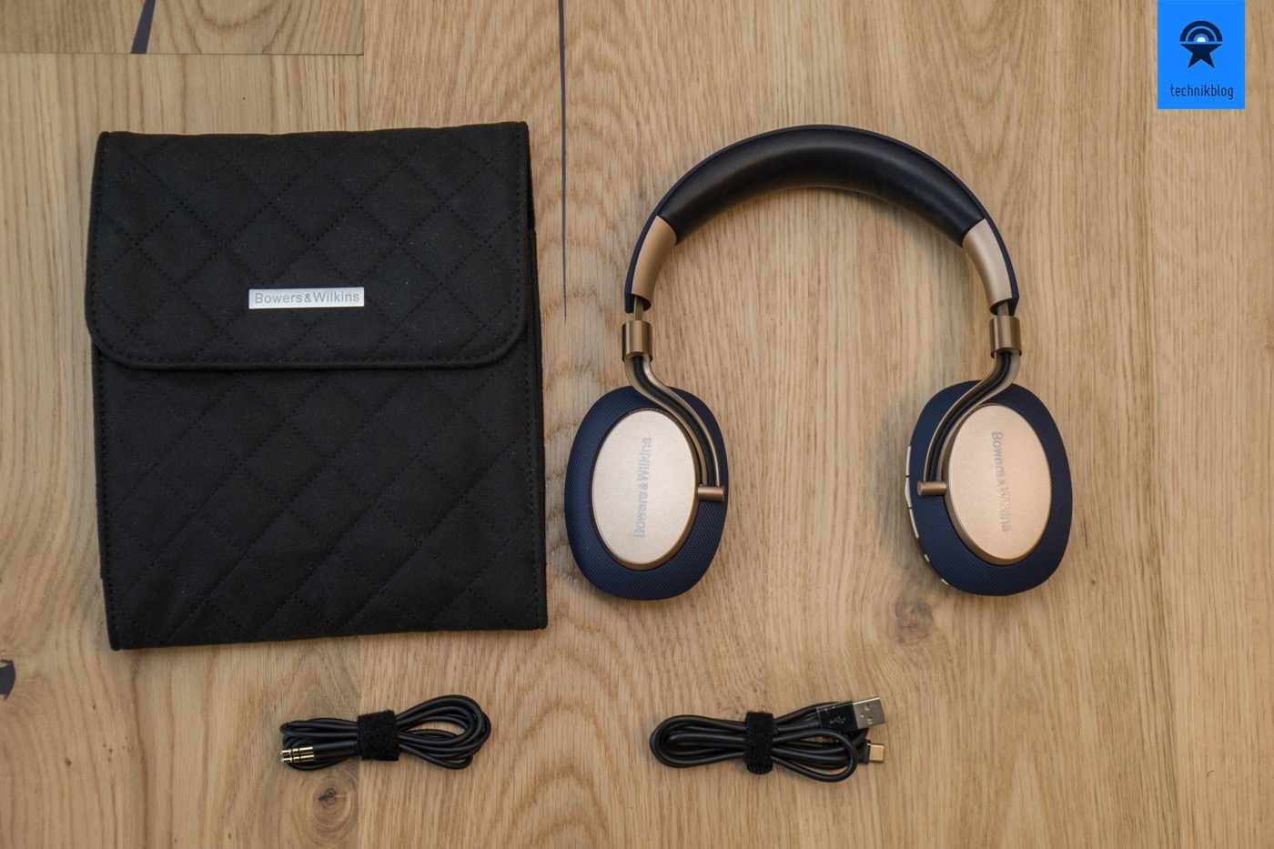 Bowers and Wilkins PX Lieferumfang