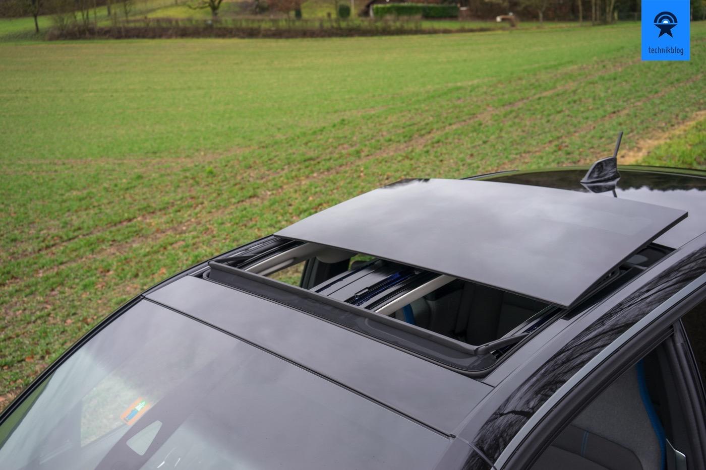 BMW i3 mit Schiebedach