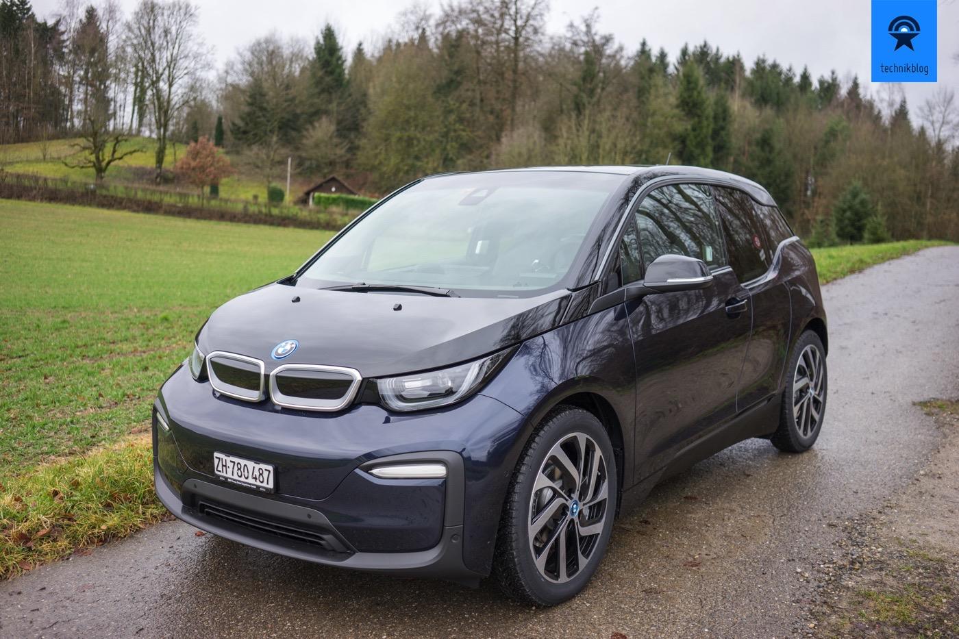 BMW i3 LCI - neue Optik für den Elektroflitzer