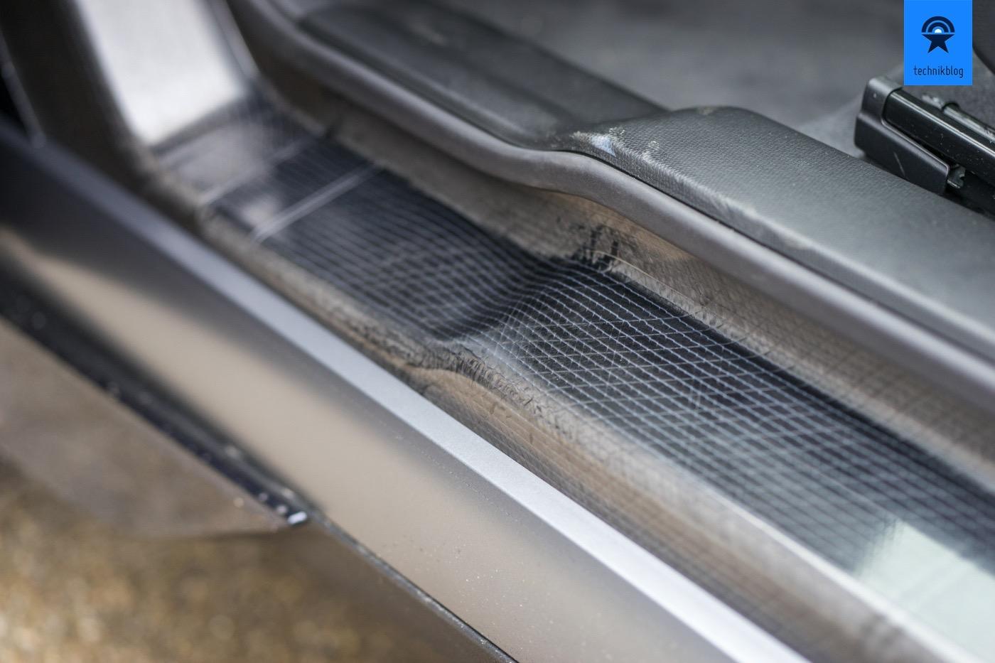 BMW i3 mit karbonfaserverstärktem Kunststoff