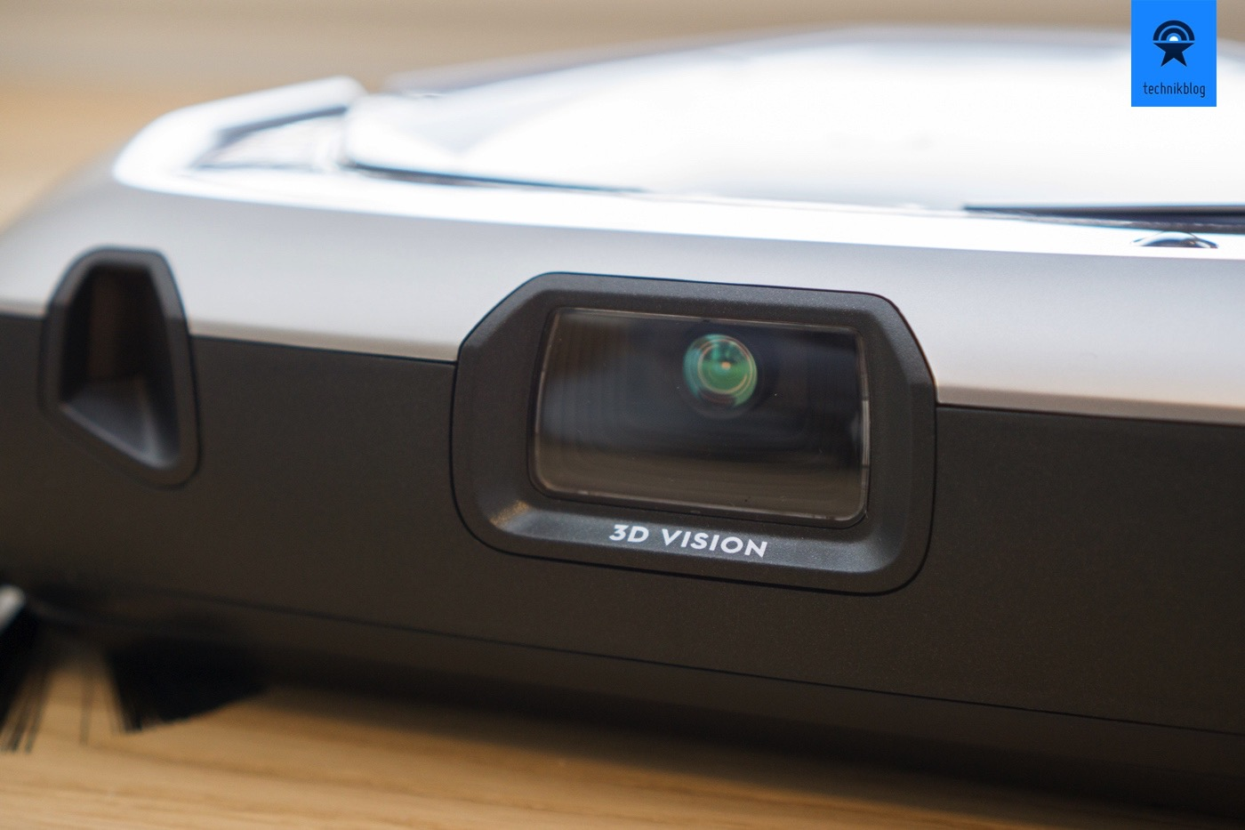 3D Vision Kamera mit zwei Lasersensoren zur Hindernisserkennung